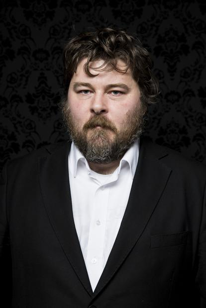 "Director Ben Wheatley from the movie ""Sightseers."""