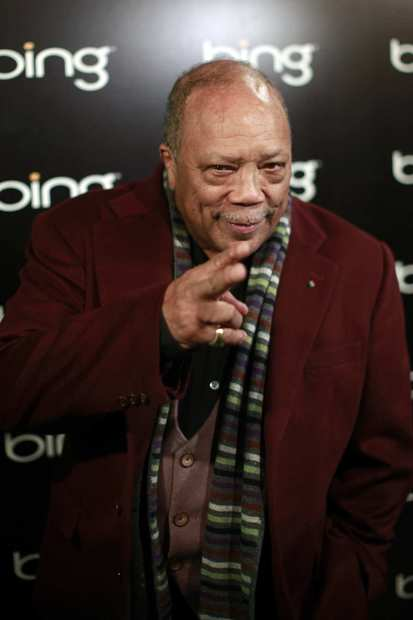 "Music legend Quincy Jones in Park City.<br> <br> <b>RELATED:</b><br> <br> - <a href=""http://latimesblogs.latimes.com/movies/sundance-2012/""><b>The latest from Sundance</b></a>"