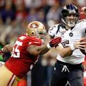 Ahmad Brooks, Joe Flacco