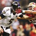 Joe Flacco, Ahmad Brooks