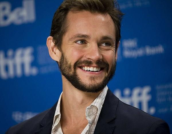 """Hysteria"" star Hugh Dancy promotes his romantic comedy set in 1880s London. Dancy plays Dr. Mortimer Granville, a hapless doctor who stumbles upon inventing the vibrator."