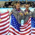 Men's 4x200-meter freestyle relay team