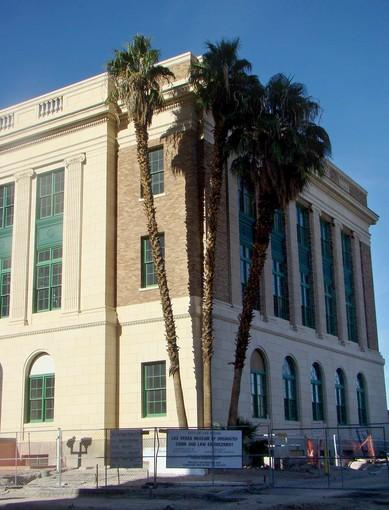 A former federal courthouse and post office in downtown Vegas will house the Mob Museum.