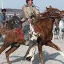 Afghanistan's Game of Buzkashi