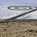 spiral jetty utah great salt lake