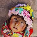 A local Cuzco girl