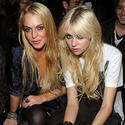 Lindsay Lohan, <b>Party Twitter</b>
