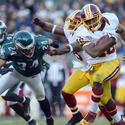 Eagles vs. Redskins