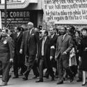 Antiwar march in 1967