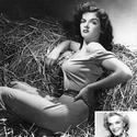 Jane Russell and moviedom sexuality