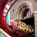 Hollywood Rip Ride Rockit at Universal Orlando's Universal Studios