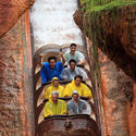 Splash Mountain at Walt Disney World Magic Kingdom