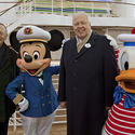 Disney Dream delivery ceremony