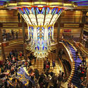 Disney Dream -- atrium