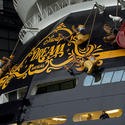 Disney Dream at the shipyard