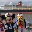 Disney Dream arrives at Port Canaveral