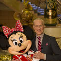 Disney Fantasy christening -- Tim Gunn