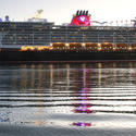 Disney Fantasy arrives in Port Canaveral