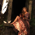 Taylor Swift as Rapunzel in 'Disney Dream Portrait' by Annie Leibovitz