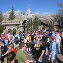 Disney's new Fantasyland opens