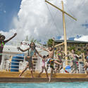 Florida's Resort Pool Guide: Loews Royal Pacific Resort at Universal Orlando