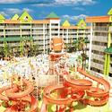 The Nickelodeon Suites Resort in Orlando
