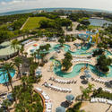 Florida's Resort Pool Guide: Ron Jon Resort Cape Caribe in Cape Canaveral