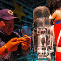 ICE! show at Gaylord Palms Resort and Convention Center
