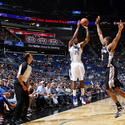 Magic vs Spurs
