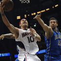 Magic at Hawks: Mike Bibby, Hedo Turkoglu