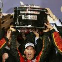 Jamie McMurray wins the 2010 Daytona 500