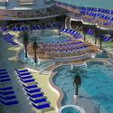 Renderings for new Princess Cruises ship the Royal Princess