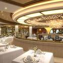 Princess Cruises new Royal Princess -- Forward Dining Room