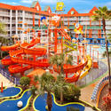 Florida's Resort Pool Guide: The Nickelodeon Suites Resort in Orlando