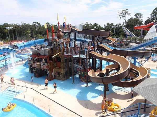 Parks landing coupons