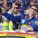 Michael Waltrip in 2001.