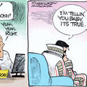 Dana Summers Cartoon: Casey Anthony: Elvis, where is Casey Anthony