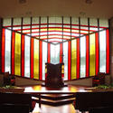 Frank Lloyd Wright's Child of Sun at Florida Southern University -- William H. Danforth Chapel