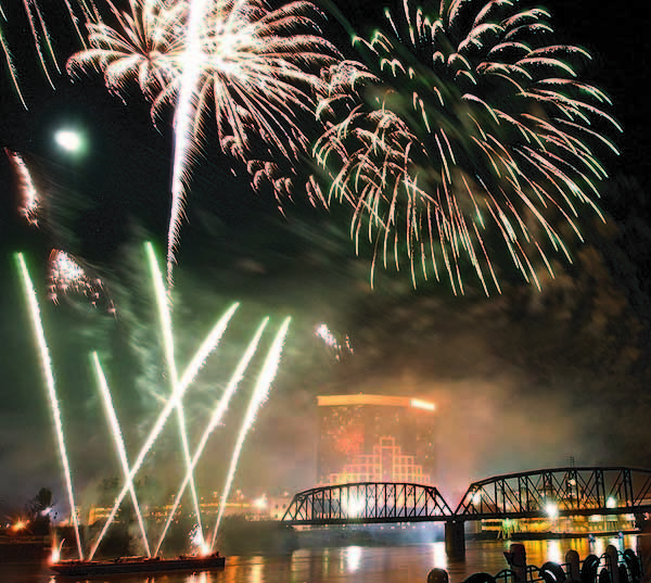 Images from sights and events in the Shreveport-Bossier area of Louisiana.