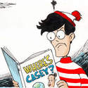 Dana Summers Cartoon: Casey Anthony: Where is Casey Anthony, Where's Waldo