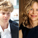 Jack Quaid and Meg Ryan