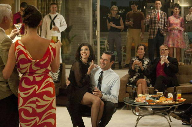 Premiered on AMC in March<p>  After a long hiatus, Mad Men returned this year with a bang: The season highlights: A way-too-sexy birthday party for Don, a shocking turn of events for Joan and--spoiler alert--a surprise suicide.
