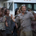 Greg Nicotero and zombies