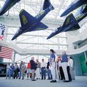 <b>Pensacola:</b> The Navy is flying high