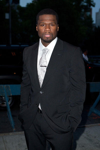 After filming ended, 50 Cent gained back most of the weight he lost for his role. In August 2010, his weight reached 210 pounds.