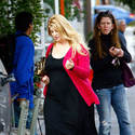 Kirstie Alley - Heavy again