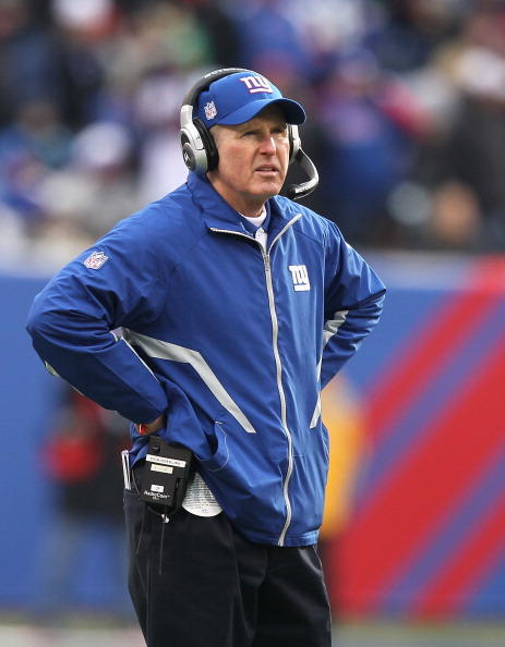 SAFE: Tom Coughlin has been coaching the Giants since 2004.  He won the Superbowl in 2007 and has a record of 65-47 with the G-men.