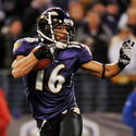 David Reed - Wide Receiver - Baltimore Ravens
