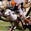 Chris Ivory - RB - New Orleans Saints