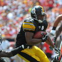 Mewelde Moore - Running Back - Pittsburgh Steelers